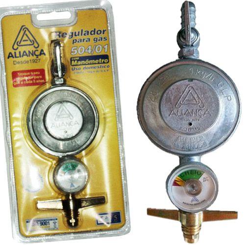 Regulador Gas Natural  Cad